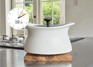 ラジエントヒーター対応の土鍋